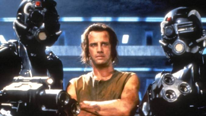 Fortress (1992) Directed by Stuart Gordon Shown: Christopher Lambert